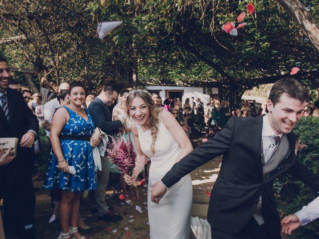 La boda de Aitor y Inma en Forua, Vizcaya 90