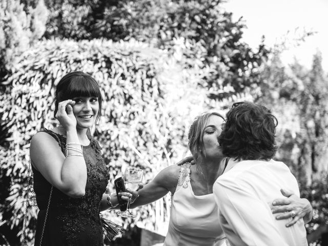 La boda de Aitor y Inma en Forua, Vizcaya 93