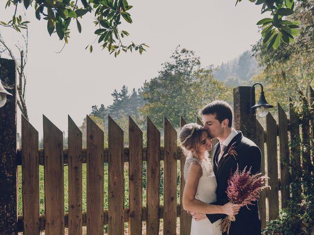 La boda de Aitor y Inma en Forua, Vizcaya 97