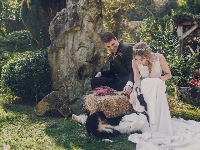 La boda de Aitor y Inma en Forua, Vizcaya 101