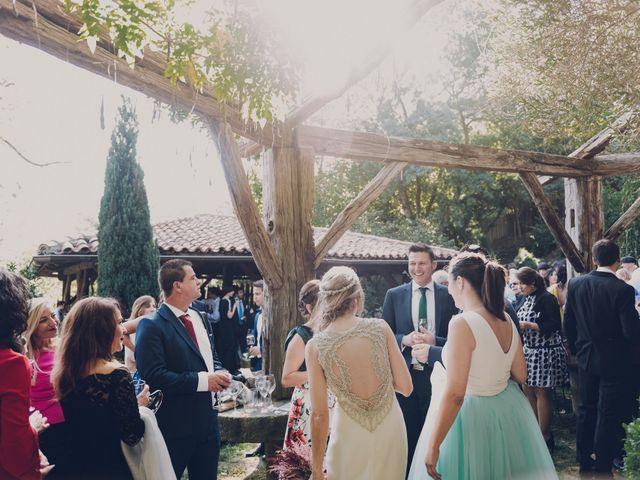 La boda de Aitor y Inma en Forua, Vizcaya 108