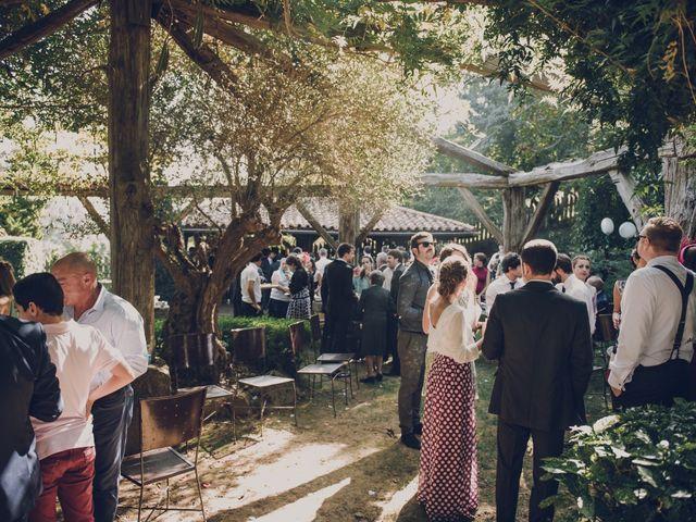La boda de Aitor y Inma en Forua, Vizcaya 109