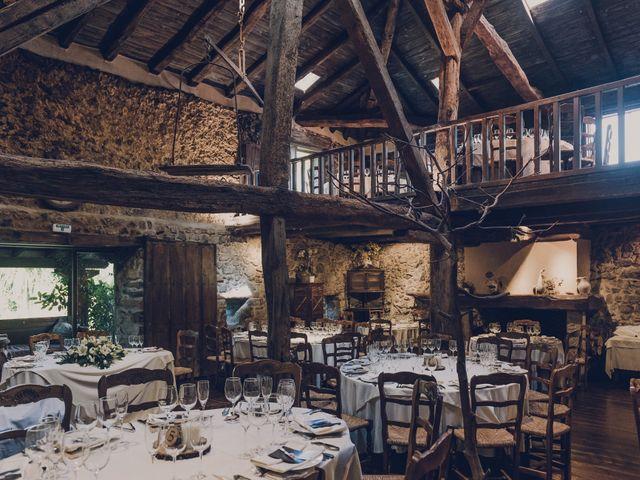 La boda de Aitor y Inma en Forua, Vizcaya 114