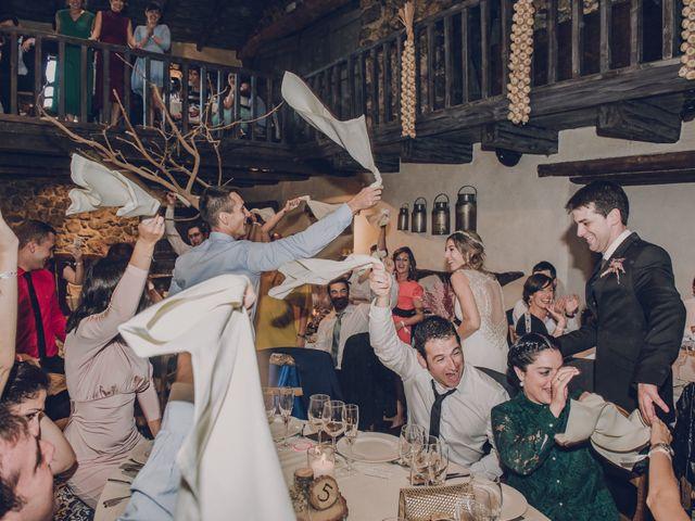 La boda de Aitor y Inma en Forua, Vizcaya 122