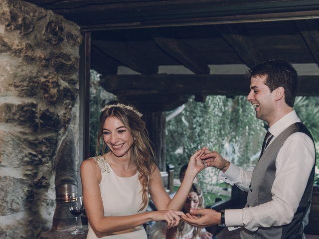 La boda de Aitor y Inma en Forua, Vizcaya 124