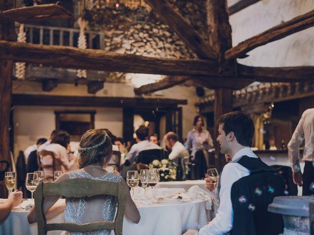 La boda de Aitor y Inma en Forua, Vizcaya 128