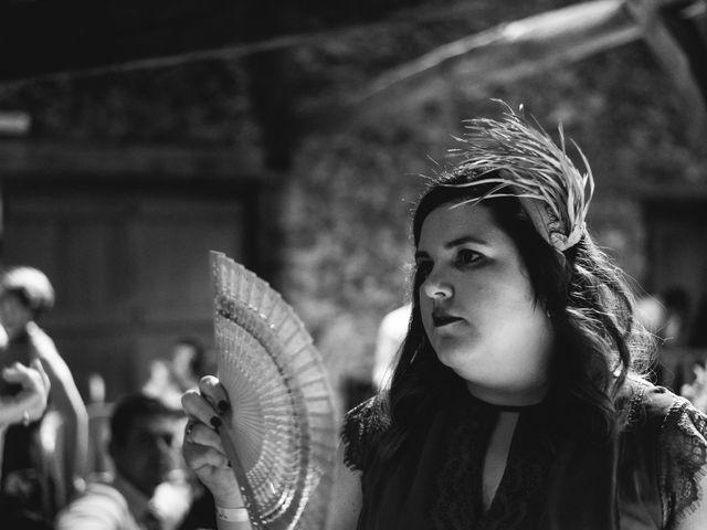 La boda de Aitor y Inma en Forua, Vizcaya 132