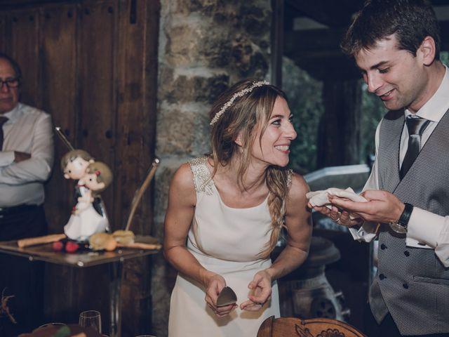 La boda de Aitor y Inma en Forua, Vizcaya 133