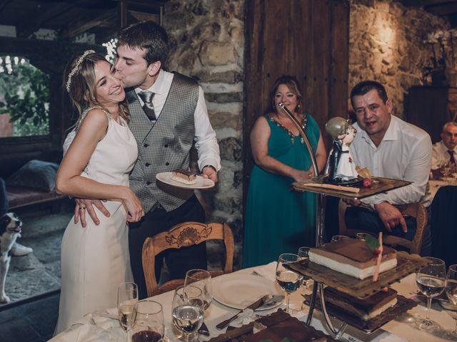 La boda de Aitor y Inma en Forua, Vizcaya 134