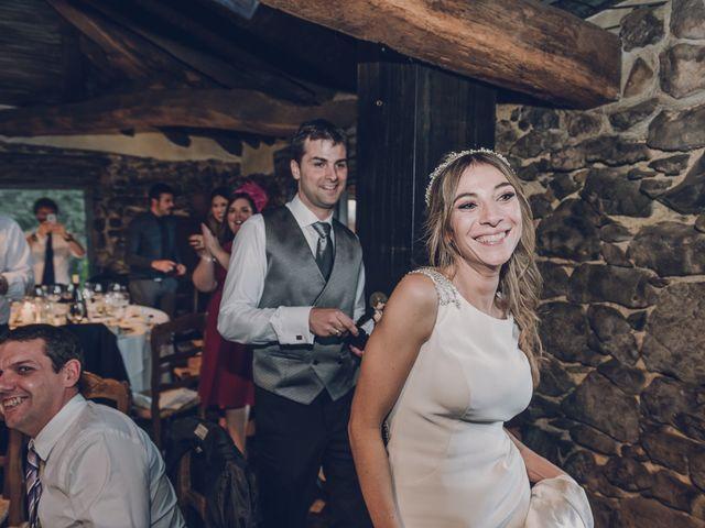 La boda de Aitor y Inma en Forua, Vizcaya 142