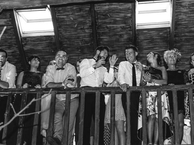 La boda de Aitor y Inma en Forua, Vizcaya 144