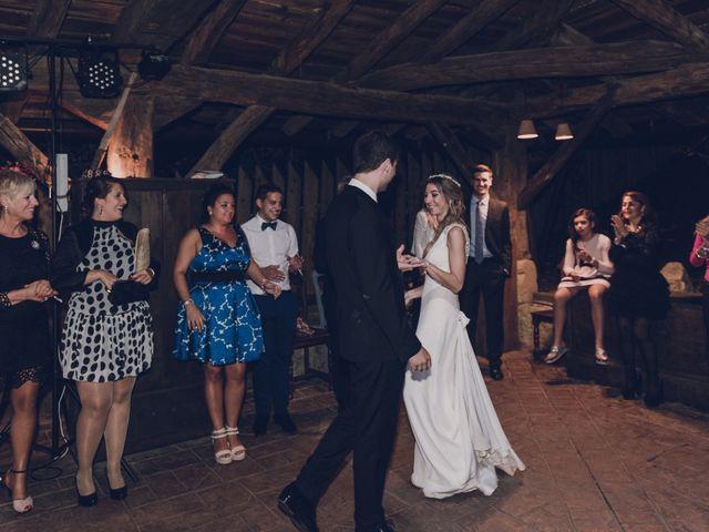 La boda de Aitor y Inma en Forua, Vizcaya 153