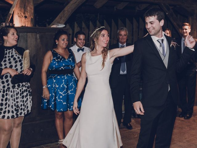 La boda de Aitor y Inma en Forua, Vizcaya 154