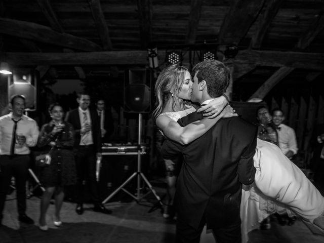 La boda de Aitor y Inma en Forua, Vizcaya 156