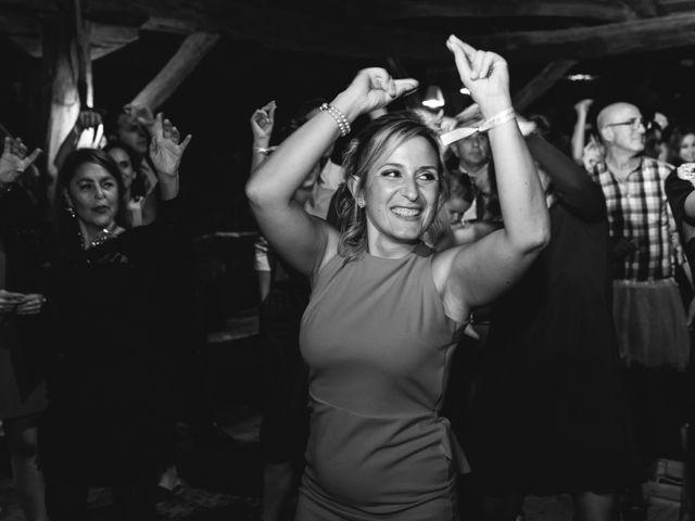 La boda de Aitor y Inma en Forua, Vizcaya 166