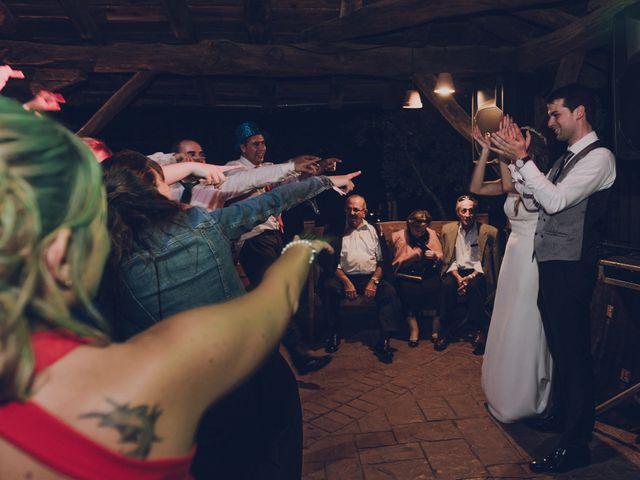 La boda de Aitor y Inma en Forua, Vizcaya 167