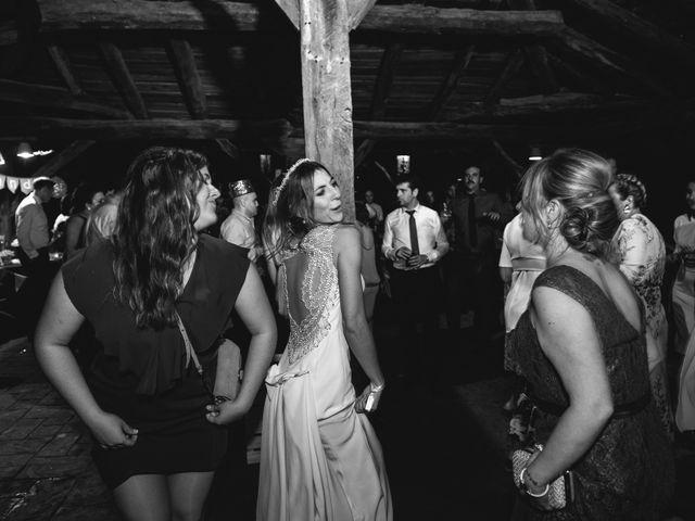 La boda de Aitor y Inma en Forua, Vizcaya 170