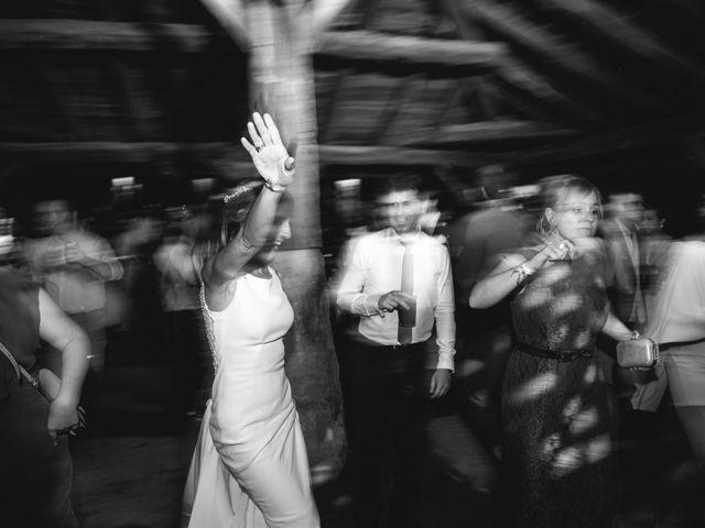 La boda de Aitor y Inma en Forua, Vizcaya 172