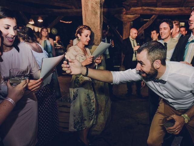 La boda de Aitor y Inma en Forua, Vizcaya 174