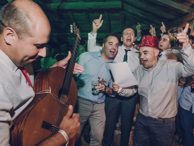 La boda de Aitor y Inma en Forua, Vizcaya 176