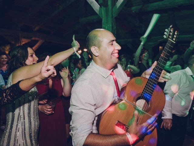 La boda de Aitor y Inma en Forua, Vizcaya 178