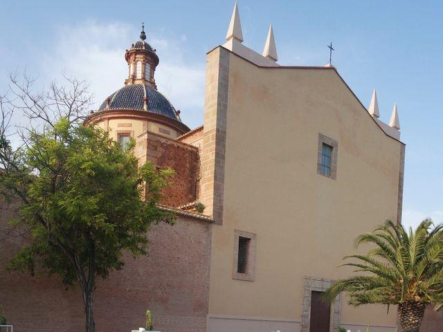 La boda de David y Amparo  en El Puig, Valencia 15