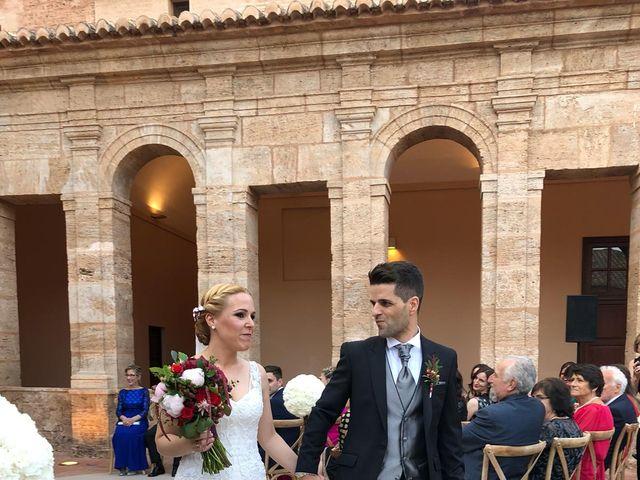La boda de David y Amparo  en El Puig, Valencia 17