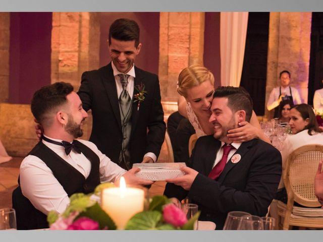 La boda de David y Amparo  en El Puig, Valencia 18