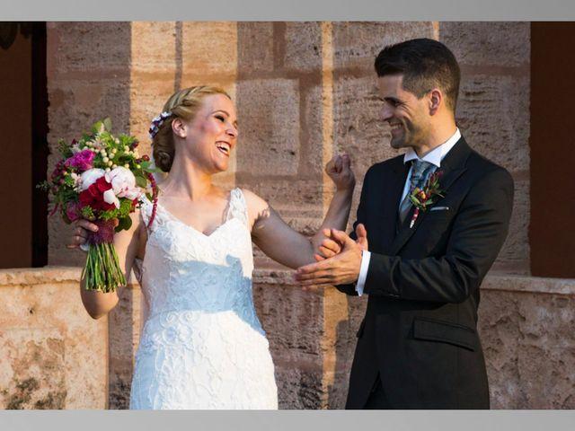 La boda de David y Amparo  en El Puig, Valencia 19