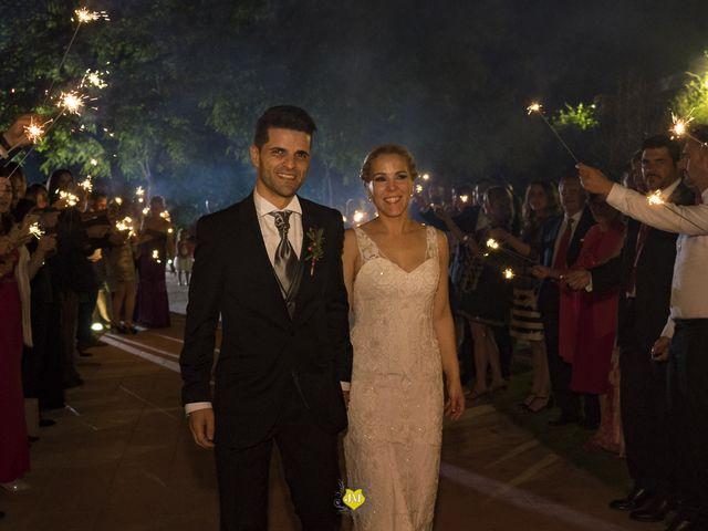 La boda de David y Amparo  en El Puig, Valencia 25
