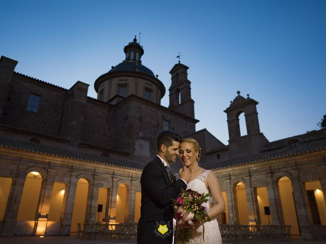La boda de David y Amparo  en El Puig, Valencia 28