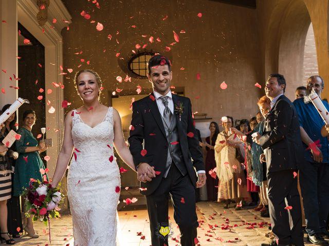 La boda de David y Amparo  en El Puig, Valencia 29