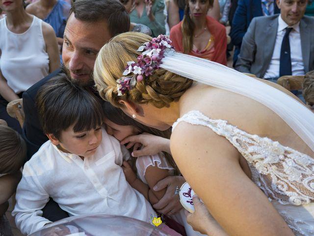 La boda de David y Amparo  en El Puig, Valencia 31