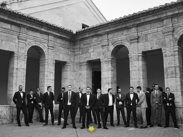 La boda de David y Amparo  en El Puig, Valencia 34