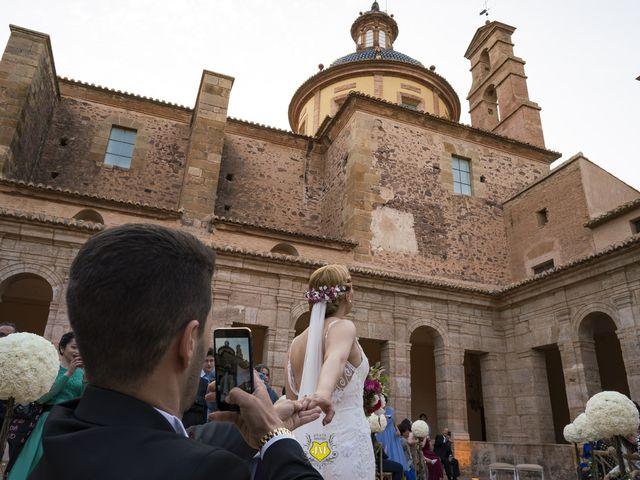 La boda de David y Amparo  en El Puig, Valencia 36