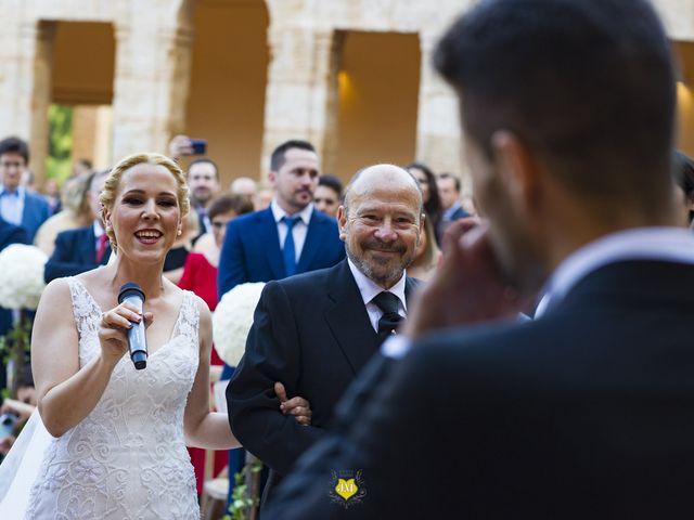 La boda de David y Amparo  en El Puig, Valencia 37