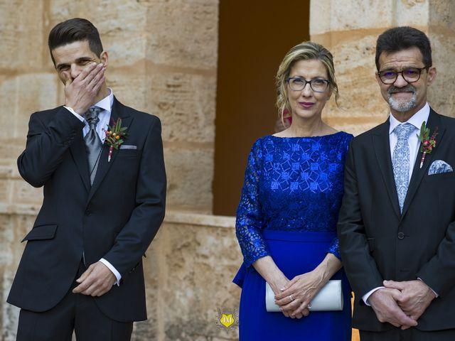 La boda de David y Amparo  en El Puig, Valencia 38