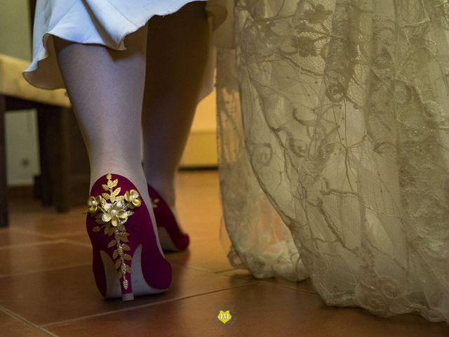 La boda de David y Amparo  en El Puig, Valencia 41