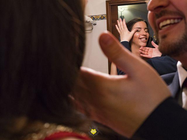 La boda de David y Amparo  en El Puig, Valencia 46