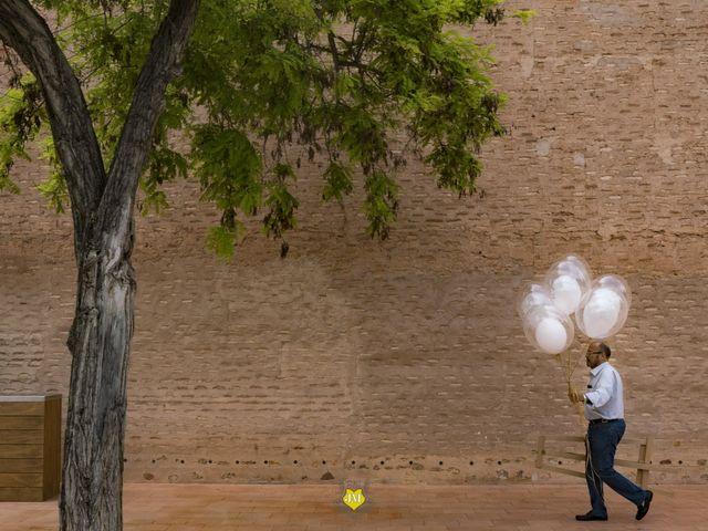 La boda de David y Amparo  en El Puig, Valencia 50