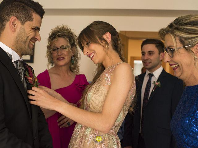 La boda de David y Amparo  en El Puig, Valencia 52