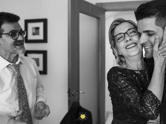 La boda de David y Amparo  en El Puig, Valencia 53