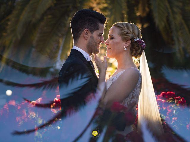 La boda de Amparo  y David