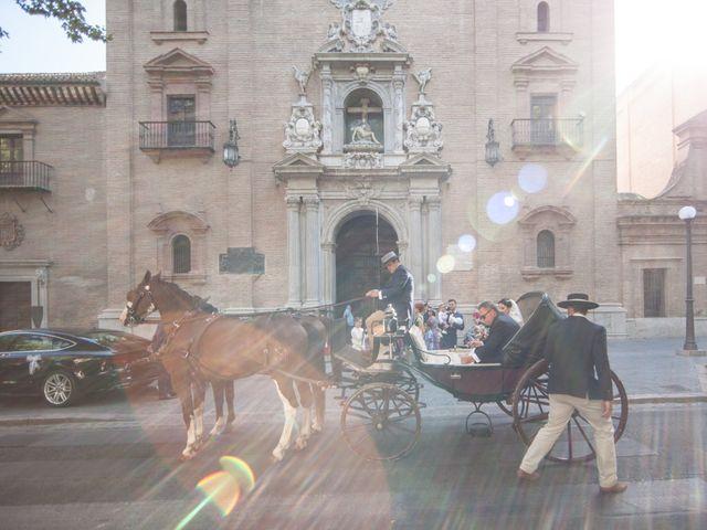 La boda de Ivan y María en Granada, Granada 16