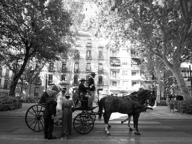 La boda de Ivan y María en Granada, Granada 17