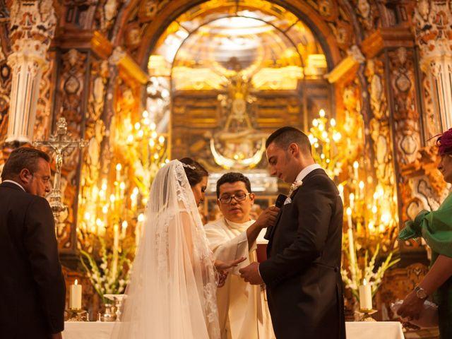 La boda de Ivan y María en Granada, Granada 20