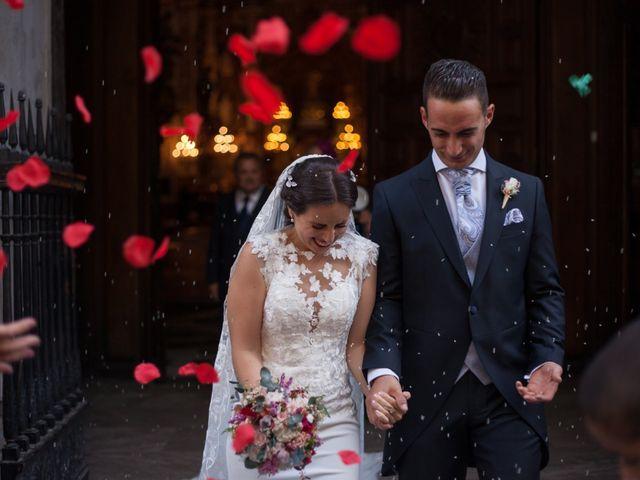 La boda de Ivan y María en Granada, Granada 24