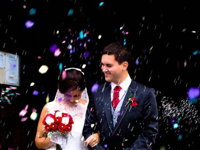 La boda de Jorge y Noelia en Valdetorres De Jarama, Madrid 1