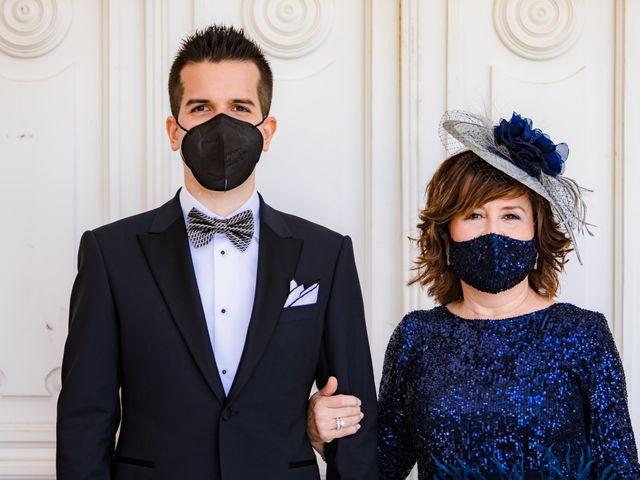 La boda de Rubén y Cristina en Portugalete, Vizcaya 2