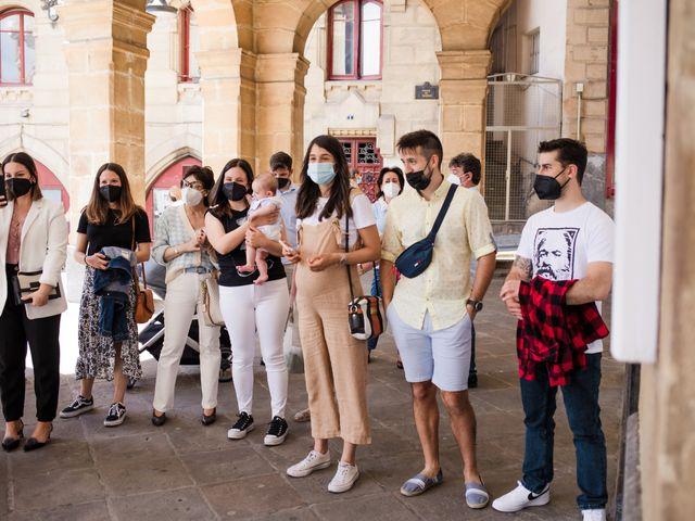 La boda de Rubén y Cristina en Portugalete, Vizcaya 8